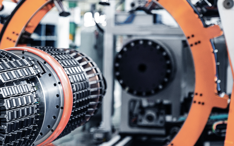 Automation, unmanned manufacturing facilities - Hankook Engineering Works